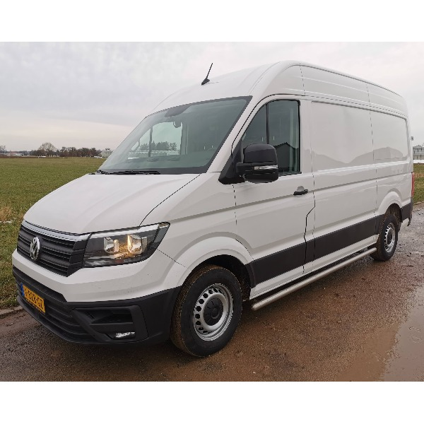 VW Crafter bus 10,5m3